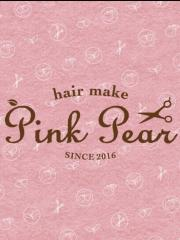 hair make Pink Pear